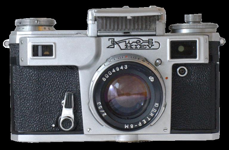 Kiev 4a camera