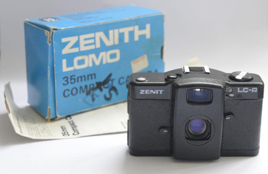 Zenit Lomo LC-A