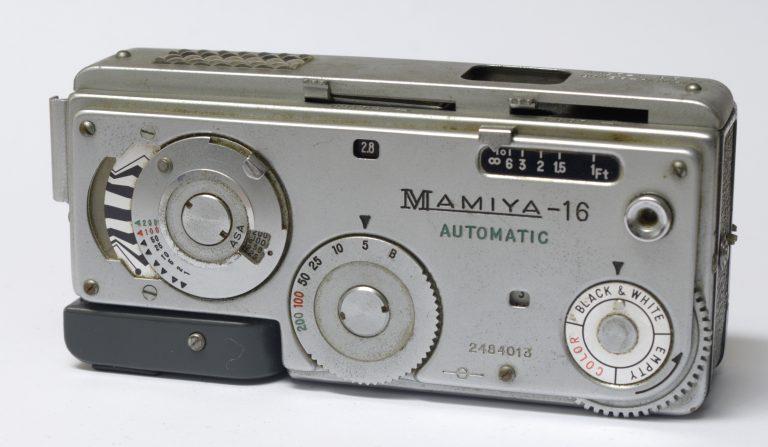 Mamiya 16 Super