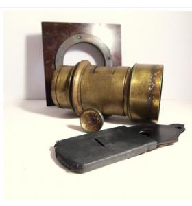 victorian portrait lens, Emil Busch